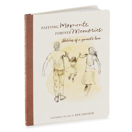 Fleeting Moments, Forever Memories Book, , large