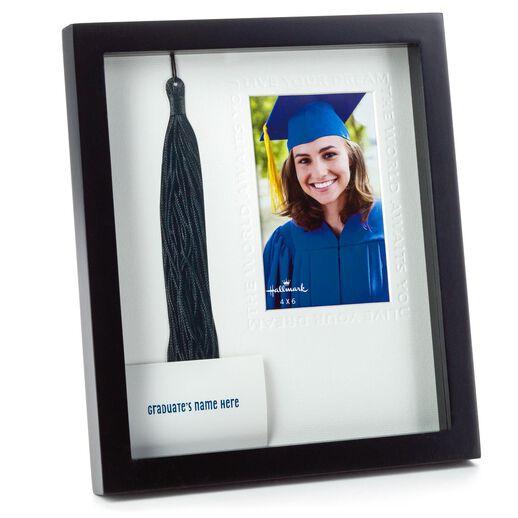 Graduation Tassel and Photo Holder Frame