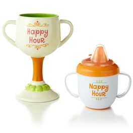 Grandma and Baby Cup Set, , large