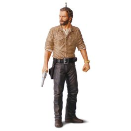 AMC The Walking Dead Rick Grimes Ornament, , large