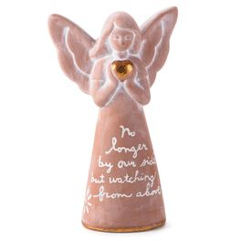 Watching From Above Bereavement Angel Figurine, , large