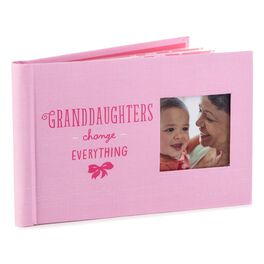 Granddaughters Change Everything Brag Book Photo Album, , large