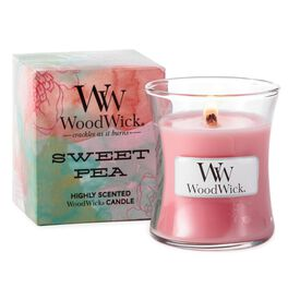 Sweet Pea 3-oz Boxed WoodWick® Candle, , large
