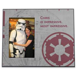 Star Wars™ Dark Side Personalized 4x6 Picture Frame, , large