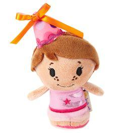 itty bittys® Birthday Girl Princess Stuffed Animal, , large