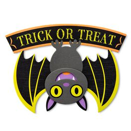 Spooky Cute Halloween Door Decoration, , large