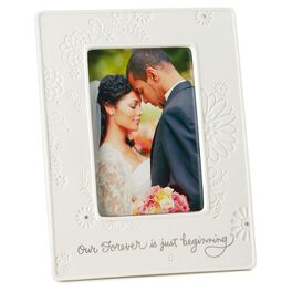 Our Forever Wedding Frame, , large