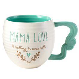 Mama Love Ceramic Mug, , large
