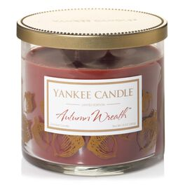 Autumn Wreath™ Large 2-Wick Tumbler Candle by Yankee Candle®, , large