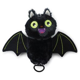 Bernie the Bat Drop 'n' Greet Motion-Activated Decoration, , large