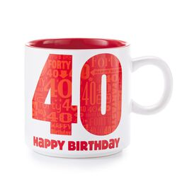 Happy 40th Birthday, , large