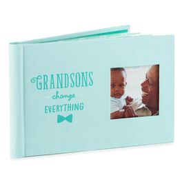Grandsons Change Everything Brag Book Photo Album, , large