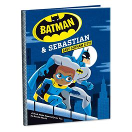 BATMAN™ Personalized Book, , large