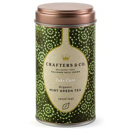 Mint Green Loose-Leaf Tea Tin, , large
