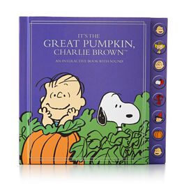 It's The Great Pumpkin, Charlie Brown™ Interactive Storybook with Sound, , large