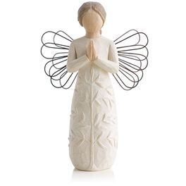 Willow Tree®  A Tree, A Prayer Angel Figurine, , large