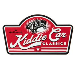 Kiddie Car Classics Magnet, , large