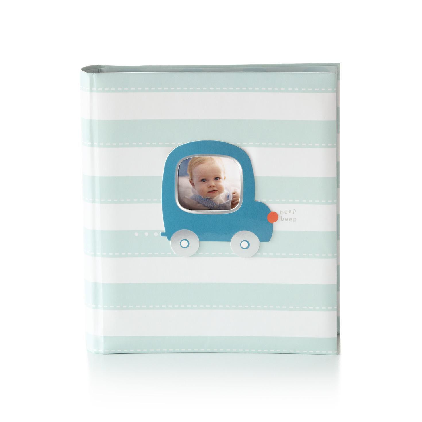Transportation 5-Year Memory Book