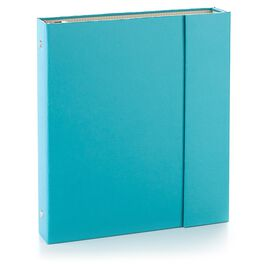 Snippets & Stories Blue Scrapbook and Photo Album, , large