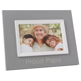 Proud Papa 4x6 Malden Picture Frame, , large