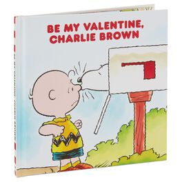 Be My Valentine, Charlie Brown: A Story About Friendship Book, , large