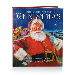 The Night Before Christmas Recordable Storybook, , large