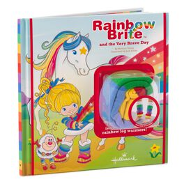 Rainbow Brite and the Very Brave Day Storybook, , large