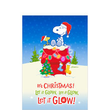 Peanuts® Snoopy Lights