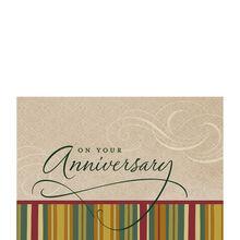 Tailored Anniversary