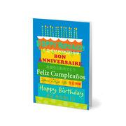 Multi-Language Birthday