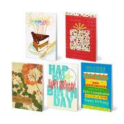 25 Card Birthday Assortment