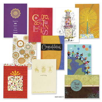 50 Cards Mixed Occasion Collection