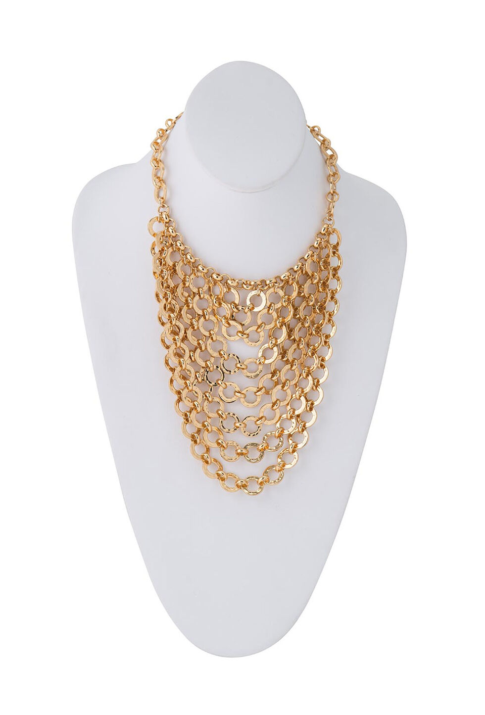 18In Chain Frontal Necklace