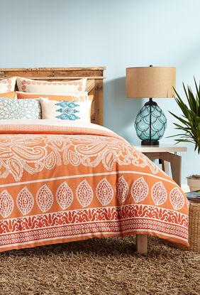 Catalina Paisley Comforter Set