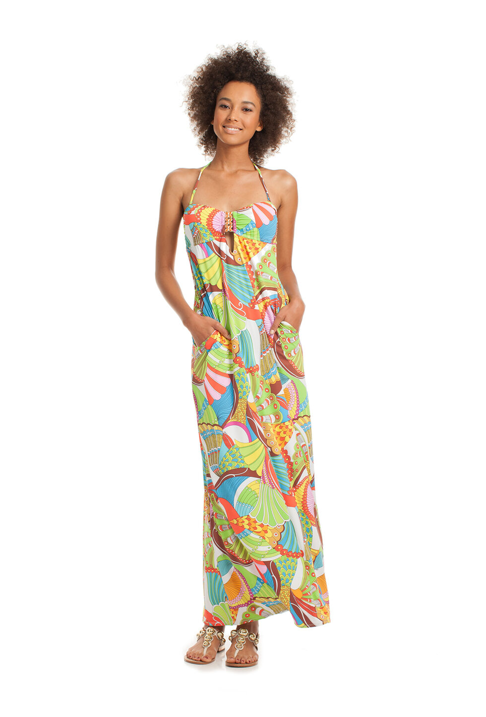 Santa Cruz Long Dress