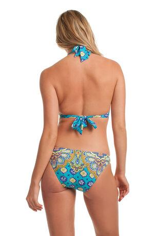 Corsica Halter Bikini Set