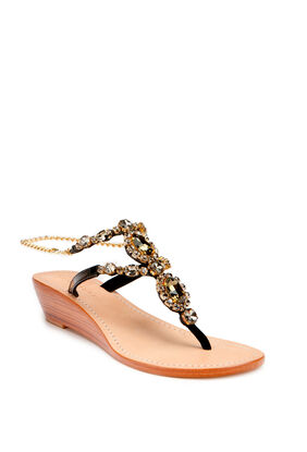 Bora Wedge Sandal