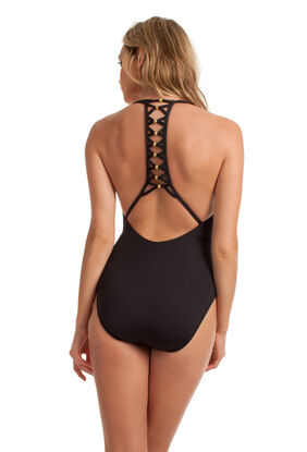Algiers V Plunge One Piece