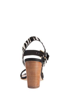 Serena Stacked Heel
