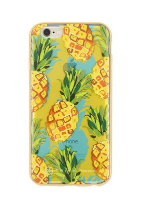 Iphone 6/6S - Translucent Blue Pineapple