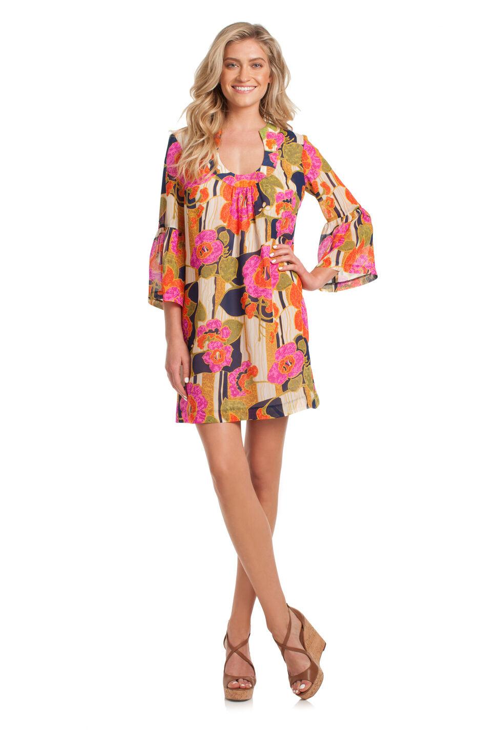 Trina Turk Bonita Dress - Multi - Size 10