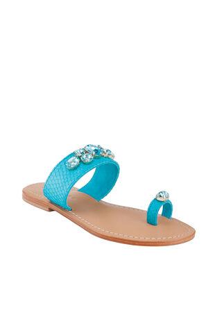 Turquesa Sandal