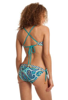 Provence Paisley Bralette Bikini Set