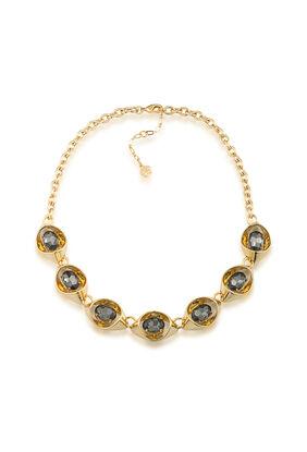 Adjustable Open Link Collar Necklace