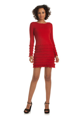 SASS SWEATER DRESS