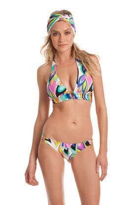 St. Tropez Ring Front Halter Bikini Set