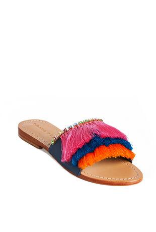 Fringe Fatale Sandal