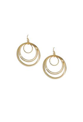 Swirling Pools Earrings