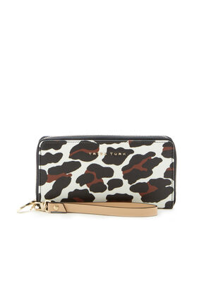 Bungalow Zip Around Wallet