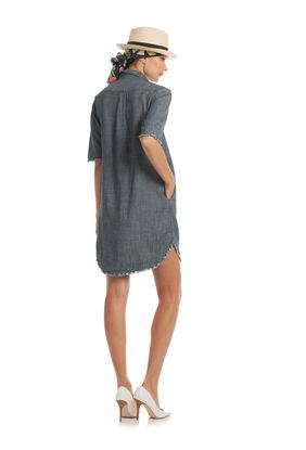 ROSETTA SHIRT DRESS